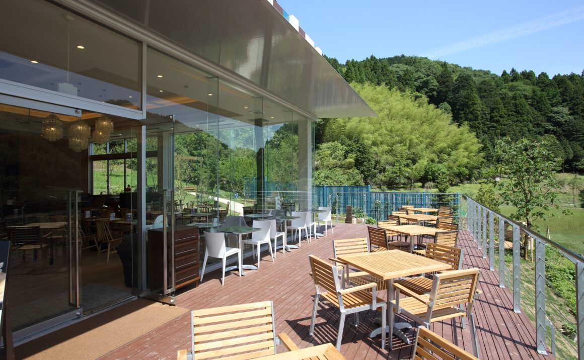 Natural Resort in Tottori where you can fully enjoy 'Agriculture' and 'Food'