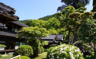 国指定重要文化財石谷家住宅「春の特別庭園公開」