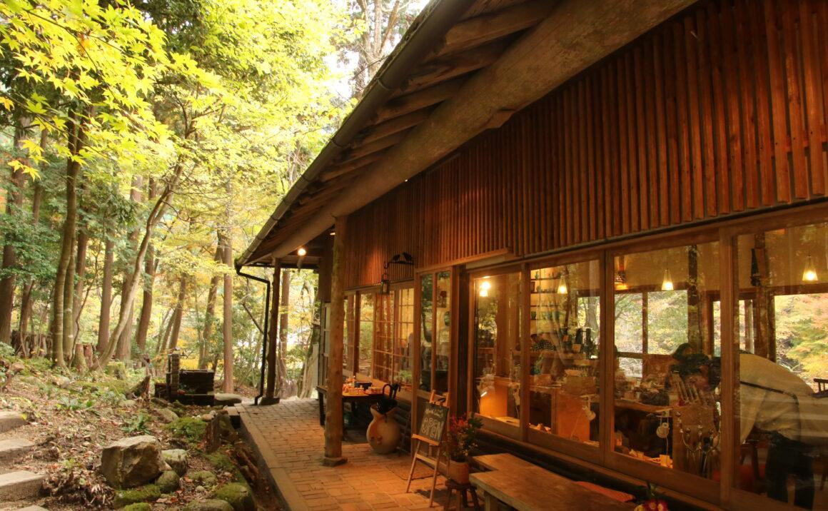 みたき園の中にある「小鳥のcafe Quince」