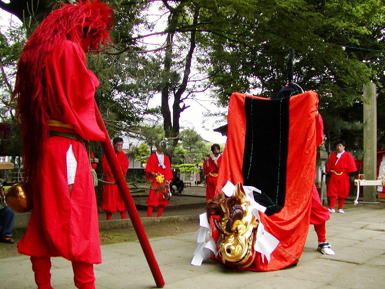 麒麟獅子舞フォトコンテスト