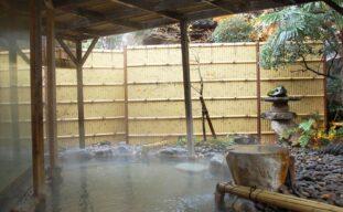 繁華街に湧く地元民の癒し「鳥取温泉」