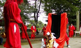 日本遺産・麒麟獅子舞サポーター募集