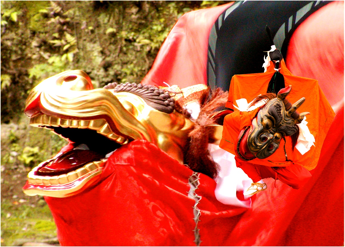 日本遺産事業「麒麟獅子舞体験体感プログラム」