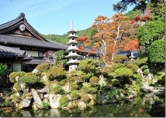 石谷家住宅「秋の庭園特別公開」と企画展のお知らせ